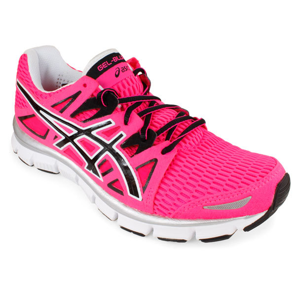 Women`s Gel Blur 33 2.0 Running Shoes Hot Pink/Black