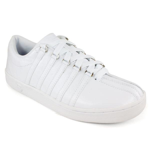 Classic Men's Shoes White