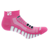 VITALSOX Running Ped Light Weight Pink/Black Socks