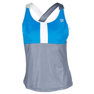 WILSON WOMENS STAR POWER RACERBACK TANK FLINT