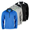 NIKE Men`s Long Sleeve Half-Zip Tennis Jacket