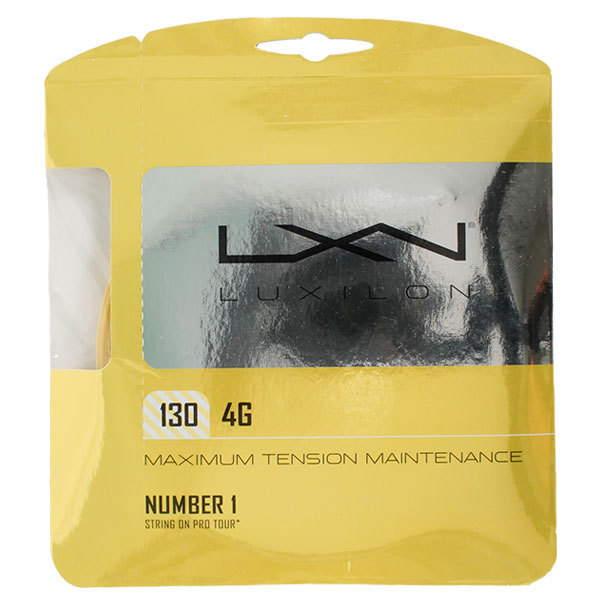 4g 130mm/16g Tennis String