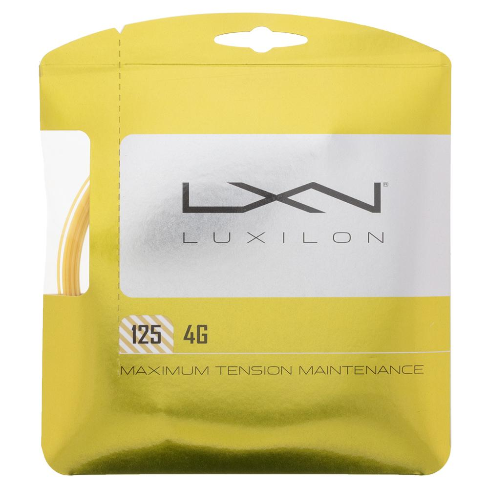 4g 125mm/16l Tennis String