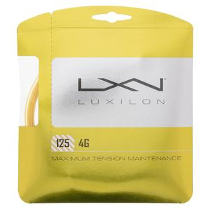 LUXILON 4G 125MM/16L TENNIS STRING