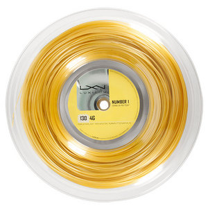 LUXILON 4G 130MM/16G REEL TENNIS STRING