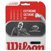 WILSON Extreme Octane 17g Tennis String Black