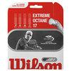 WILSON Extreme Octane 17g Tennis String White