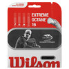 WILSON Extreme Octane 16g Tennis String Black