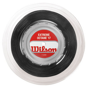 WILSON EXTREME OCTANE 17G TENNIS REEL BLACK