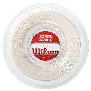 WILSON EXTREME OCTANE 17G TENNIS REEL WHITE