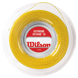 WILSON EXTREME OCTANE 16G TENNIS REEL GOLD
