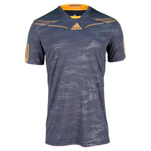 adidas BOYS ADIPOWER URBAN SKY TENNIS TEE