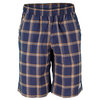 ADIDAS Men`s Essentials Plaid Bermuda Tennis Short