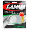 GAMMA Challenger 16g Gold Tennis String