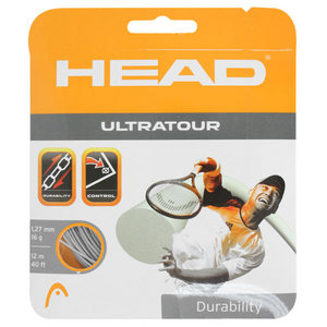 HEAD ULTRA TOUR 16G SILVER