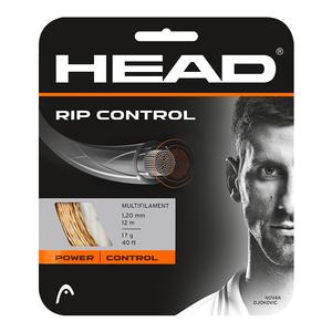RIP Control 17G Tennis String Natural