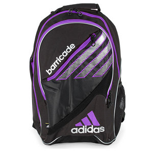 adidas BARRICADE III BLACK/PINK BACKPACK