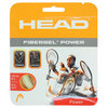 HEAD FiberGel Power Tennis Strings 16g 1.30m