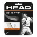 HEAD Sonic Pro 17g Strings White