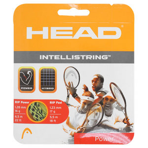 HEAD INTELLISTRING 16G YELLOW