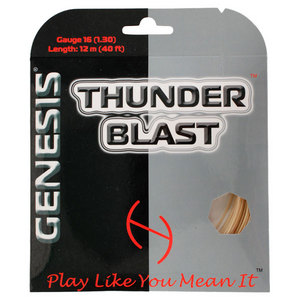 GENESIS THUNDER BLAST 1.30/16G STRING NATURAL