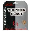 GENESIS Thunder Blast 1.30/16G Tennis String Natural