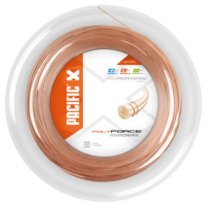 PACIFIC POLY FORCE 17 - ORANGE - 200M REEL