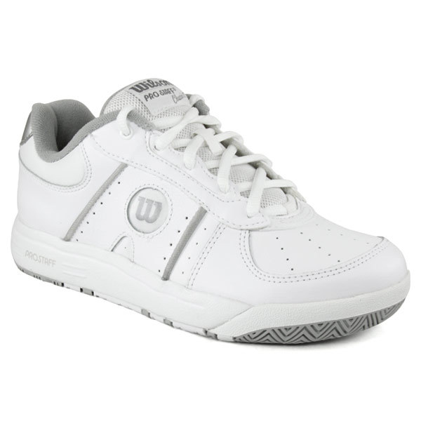 Women's Pro Staff Classic Ii Tennis Shoes White/Silver