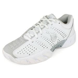 Women`s Bigshot Light Tennis Shoes White/Silver