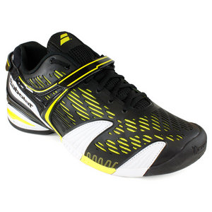 BABOLAT MENS PROPULSE 4 ALL COURT SHOES BK/YL
