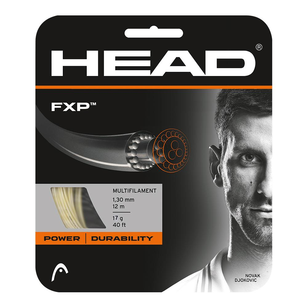 Fxp 17g Tennis String Natural