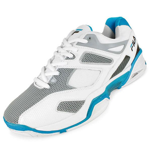 Women's Sentinel Tennis Shoes White And Blue