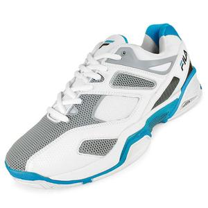 Women`s Sentinel Tennis Shoes White and Blue