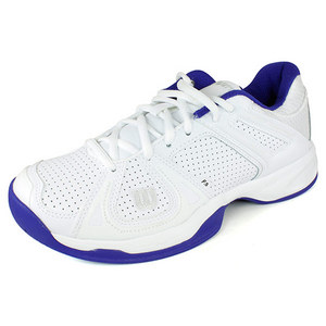WILSON WOMENS STANCE WHITE/INK TENNNIS SHOES
