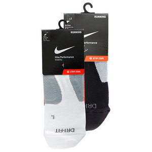 NIKE RUN CUSH DYN ARCH NO SHOW LARGE SOCKS
