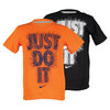 NIKE Boy`s Just Do It Short Sleeve Tee