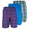 Men`s NET 10 Inch Plaid Woven Short