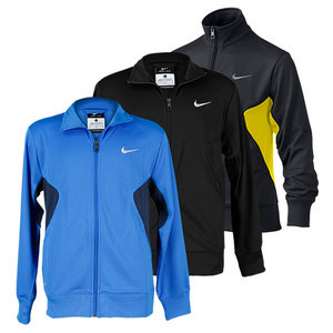 NIKE BOYS DRI-FIT KNIT TRAINING JACKET