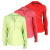 NIKE Women`s Long Sleeve Brushed Half Zip Tennis Hoodie
