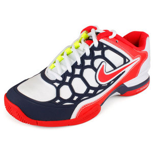 NIKE WOMENS ZOOM BREATHE 2K12 TENNIS SHOES