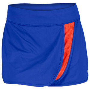 LIJA WOMENS COMPRESSION ACE SKORT COBALT
