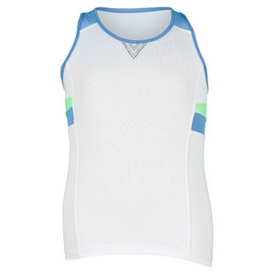 LUCKY IN LOVE GIRLS MS SHARA-NOVA COLOR BLOCK TANK