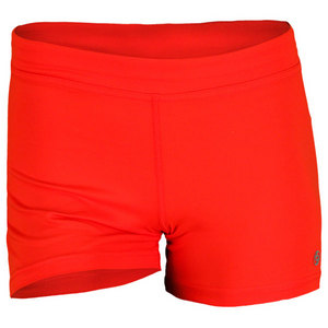 LIJA WOMENS ULTIMATE CLIMATE SHORT ORANGE