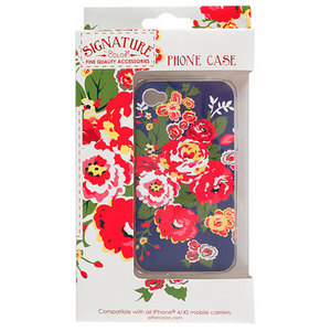 ALL FOR COLOR COTTAGE ROSE IPHONE 4 CASE