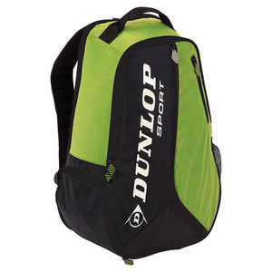 DUNLOP BIOMIMETIC TOUR TENNIS BACKPACK GREEN