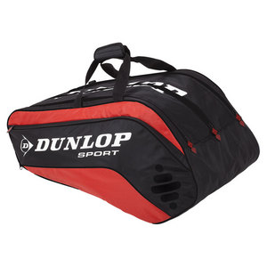 DUNLOP BIOMIMETIC TOUR 10 PACK RED THERMO BAG
