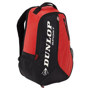DUNLOP BIOMIMETIC TOUR TENNIS BACKPACK RED