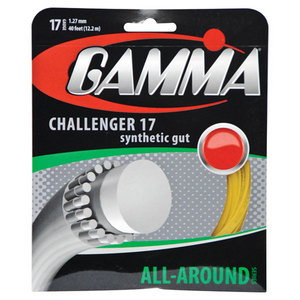 Challenger 17g Gold Tennis String