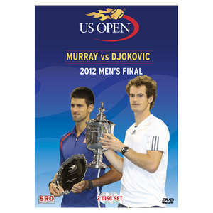 KULTUR 2012 US OPEN MENS FINAL DJOKOVIC VS MURR