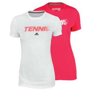 adidas WOMENS TENNIS SMASH TEE